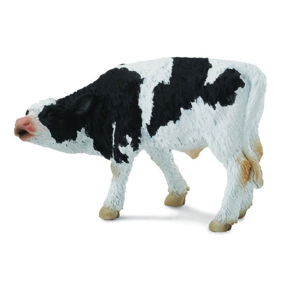 CollectA Friesian Calf Suckling-88484-Animal Kingdoms Toy Store