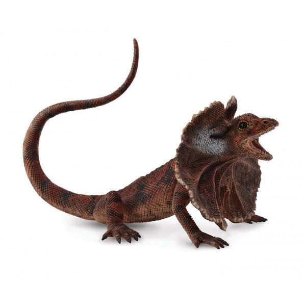 CollectA Frill Necked Lizard - AnimalKingdoms.co.nz