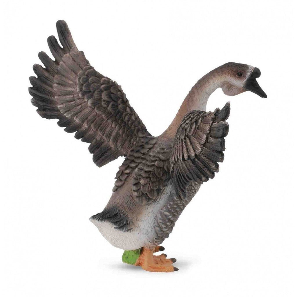 CollectA Goose Gander - Farm Life - AnimalKingdoms.co.nz