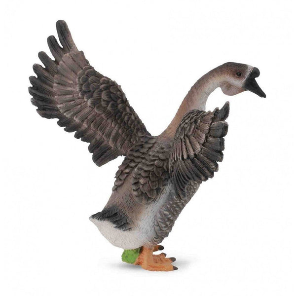 CollectA Goose Gander-88572-Animal Kingdoms Toy Store
