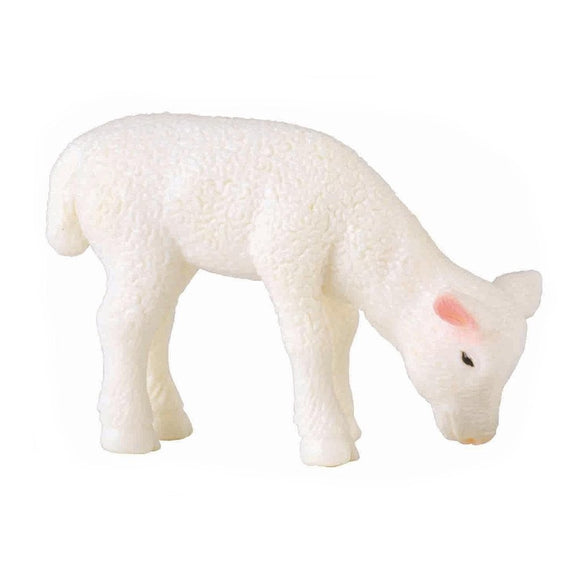 CollectA Lamb grazing-88393-Animal Kingdoms Toy Store