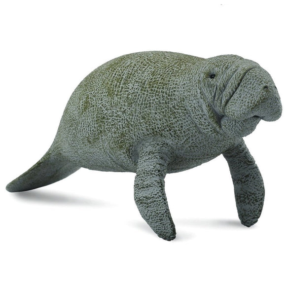 CollectA Manatee - AnimalKingdoms.co.nz