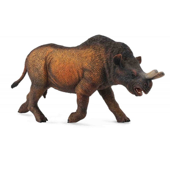 CollectA Megacerops Deluxe Scale-88558-Animal Kingdoms Toy Store