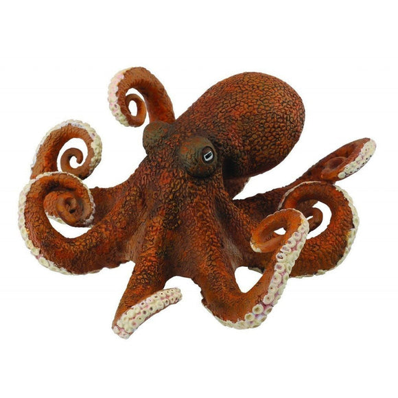 CollectA Octopus - Sealife - AnimalKingdoms.co.nz