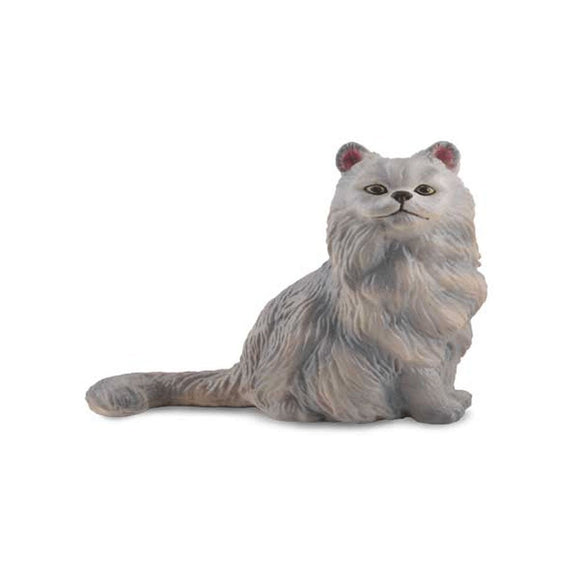 CollectA Persian Cat Sitting-88329-Animal Kingdoms Toy Store