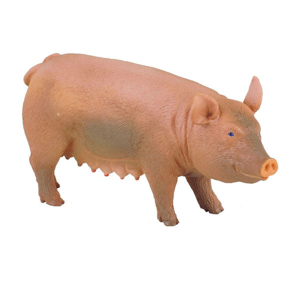 CollectA Pig Sow-88006-Animal Kingdoms Toy Store