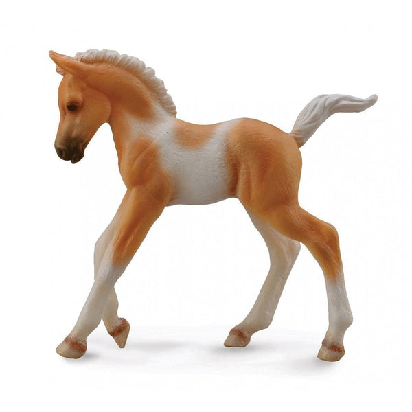 CollectA Pinto Foal Walking Palomino - AnimalKingdoms.co.nz