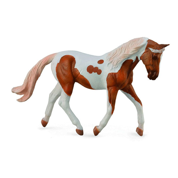 CollectA Pinto Mare Palomino-88692-Animal Kingdoms Toy Store