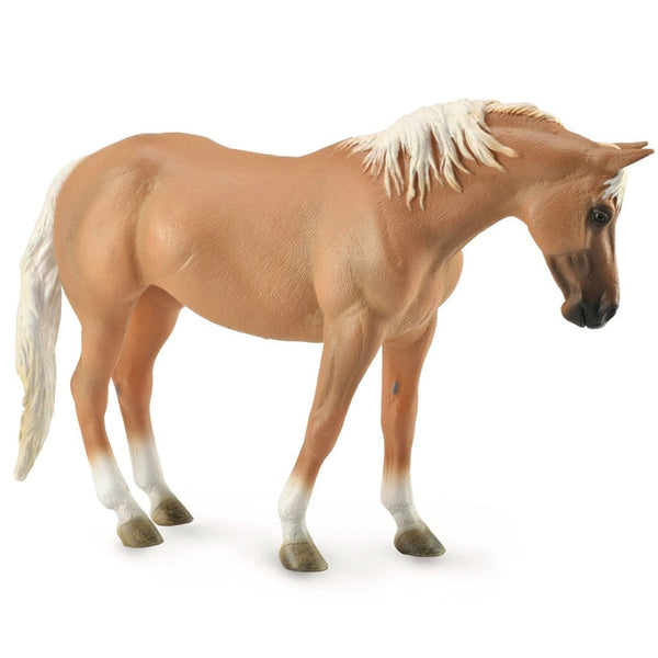 CollectA Quarter Mare Deluxe Scale-88843-Animal Kingdoms Toy Store