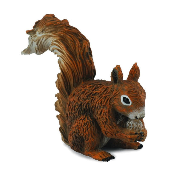 CollectA Red Squirrel Eating - AnimalKingdoms.co.nz