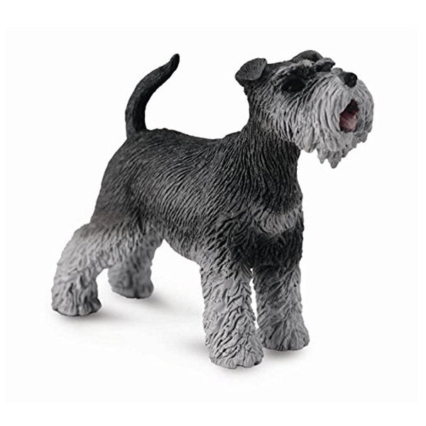 CollectA Schnauzer-88752-Animal Kingdoms Toy Store