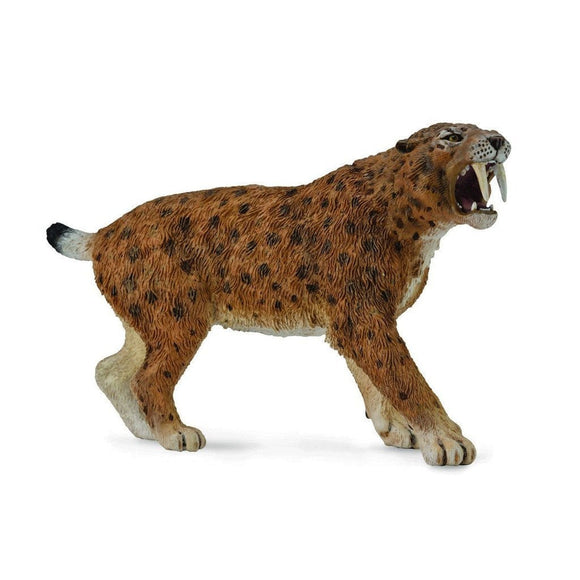 CollectA Smilodon - Prehistoric - AnimalKingdoms.co.nz