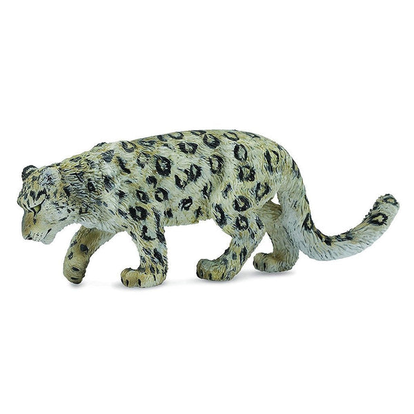 CollectA Snow Leopard-88496-Animal Kingdoms Toy Store