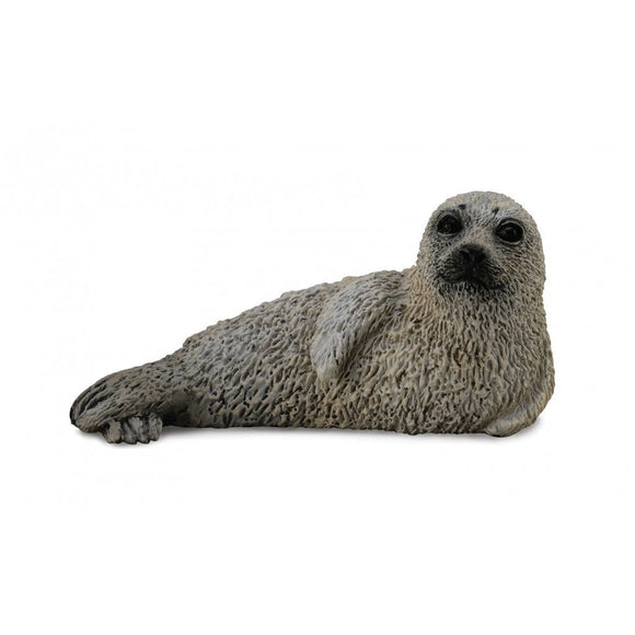CollectA Spotted Seal Pup-88681-Animal Kingdoms Toy Store