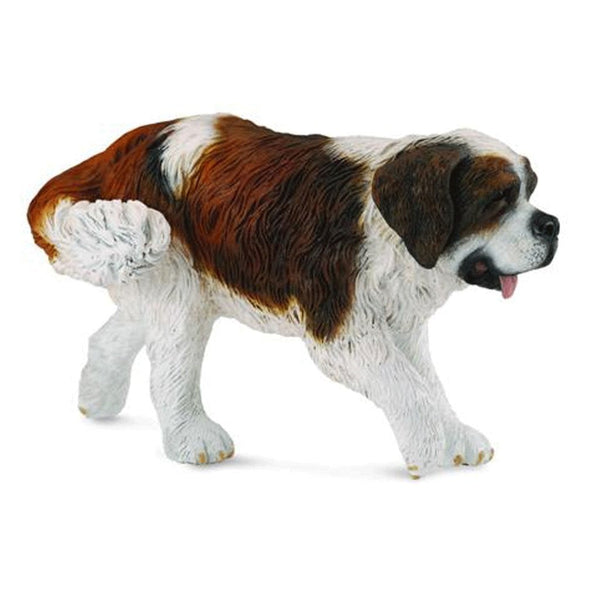 CollectA St Bernard - Cats and Dogs - AnimalKingdoms.co.nz