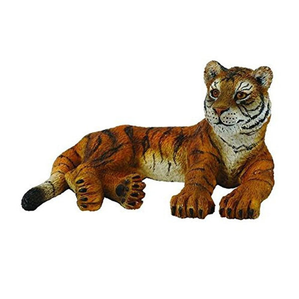 CollectA Tiger Cub Lying-88412-Animal Kingdoms Toy Store