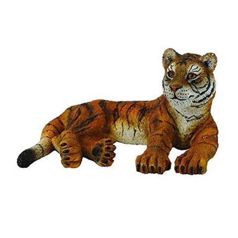 CollectA Tiger Cub Lying - AnimalKingdoms.co.nz