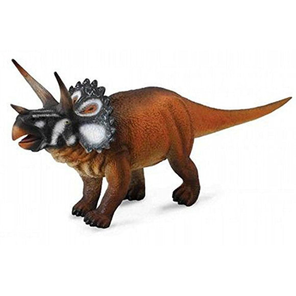 CollectA Triceratops Deluxe Scale 1:40-88577-Animal Kingdoms Toy Store