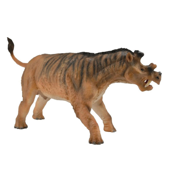 CollectA Uintatherium Deluxe - Prehistoric - AnimalKingdoms.co.nz