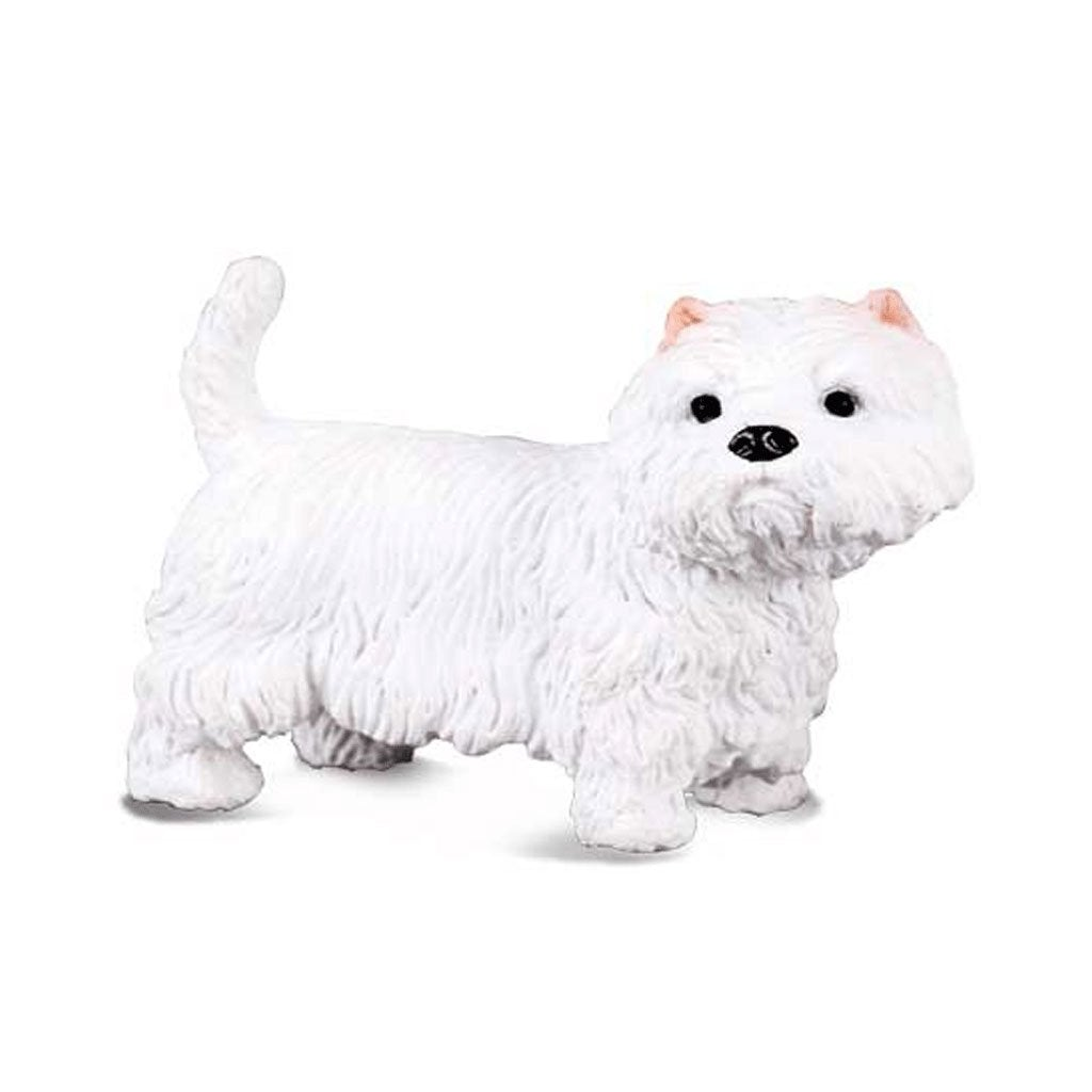 CollectA West Highland Terrier - AnimalKingdoms.co.nz
