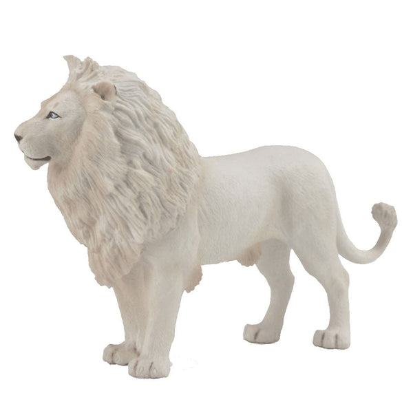 CollectA White Lion-88785-Animal Kingdoms Toy Store