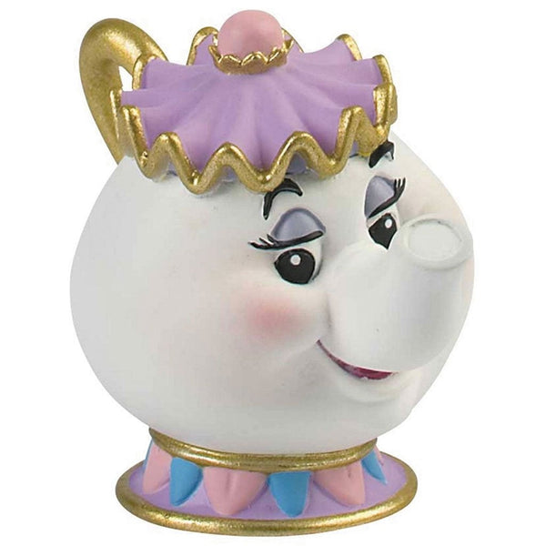 Disney Beauty and the Beast Mrs Potts-12474-Animal Kingdoms Toy Store
