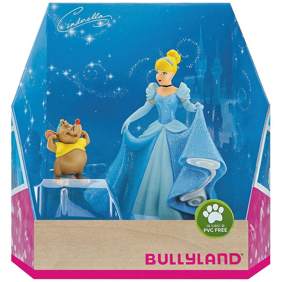 Disney Cinderella and Jack Mouse-13438-Animal Kingdoms Toy Store