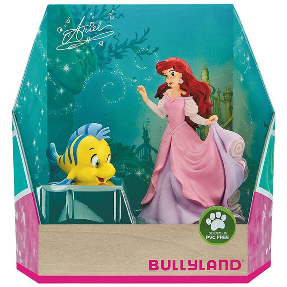 Disney Princess Ariel and Flounder-13437-Animal Kingdoms Toy Store
