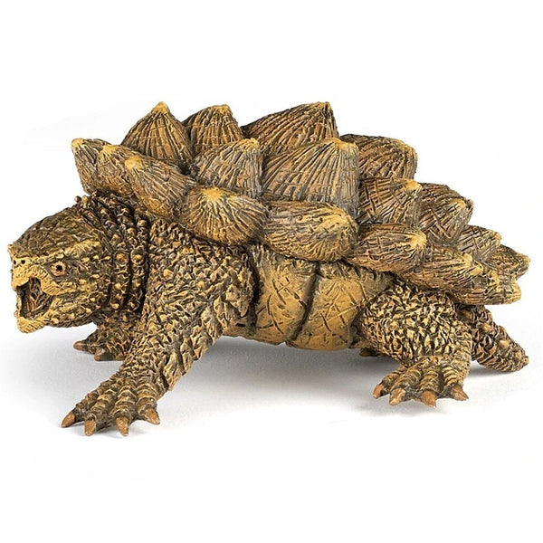 Papo Alligator Snapping Turtle - AnimalKingdoms.co.nz