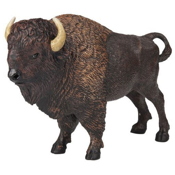 Papo American Buffalo-50119-Animal Kingdoms Toy Store