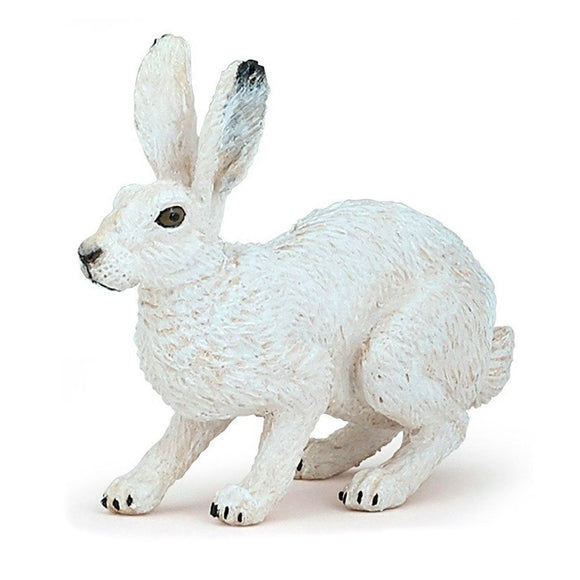 Papo Arctic Hare-50226-Animal Kingdoms Toy Store