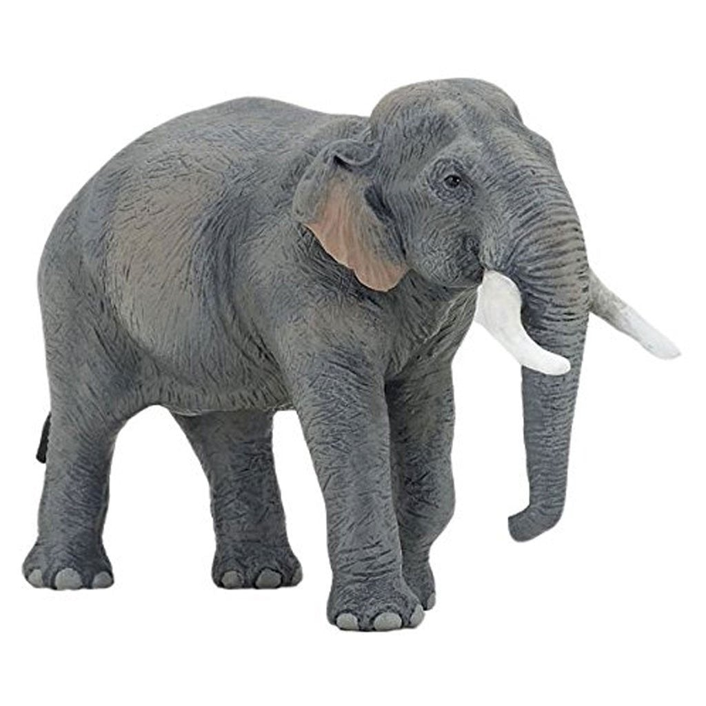 Papo Asian Elephant - Wild Life - AnimalKingdoms.co.nz