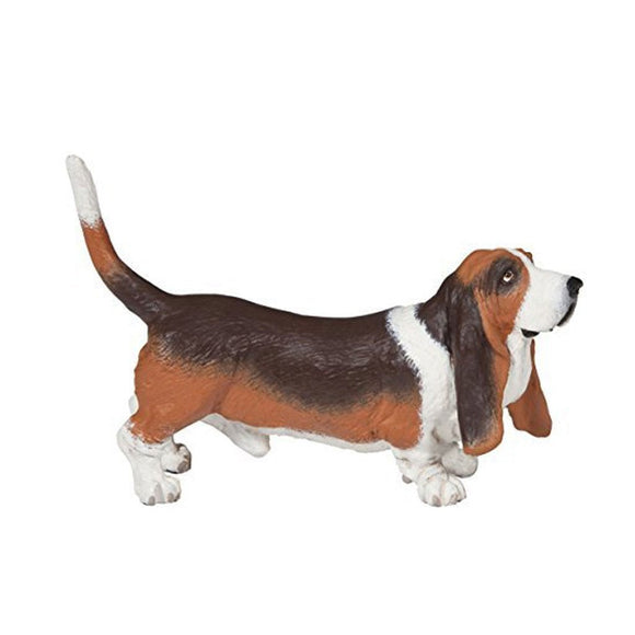 Papo Basset Hound - Cats and Dogs - AnimalKingdoms.co.nz