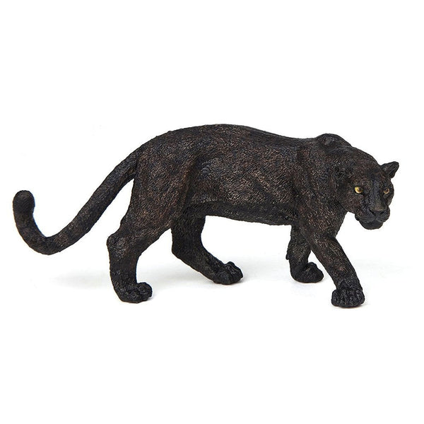 Papo Black Jaguar - Wild Life - AnimalKingdoms.co.nz