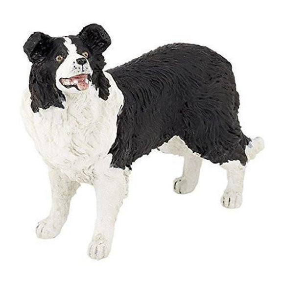Papo Border Collie Dog - Cats and Dogs - AnimalKingdoms.co.nz