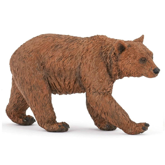 Papo Brown Bear-50240-Animal Kingdoms Toy Store