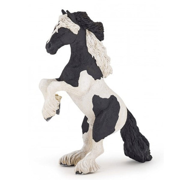 Papo Cob Horse Reared Up-51549-Animal Kingdoms Toy Store