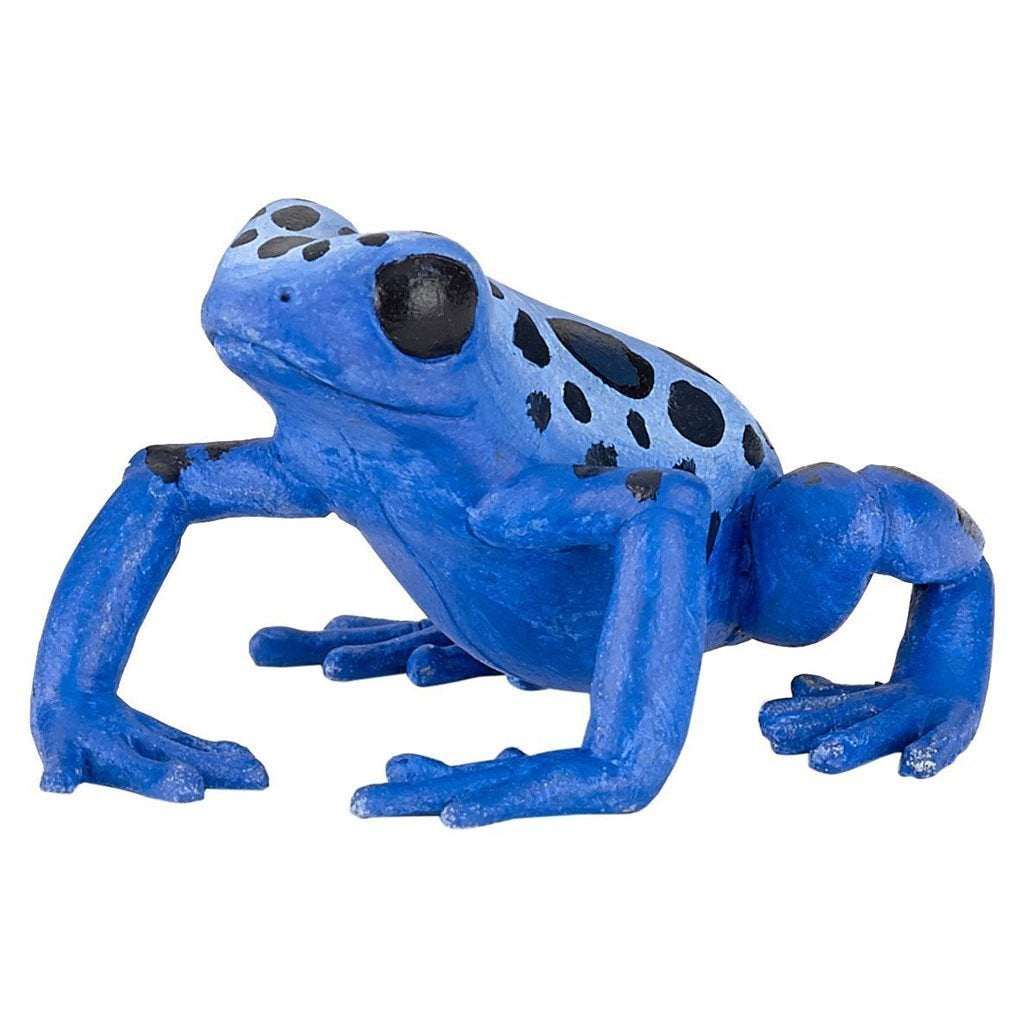 Papo Equatorial Blue Frog - AnimalKingdoms.co.nz