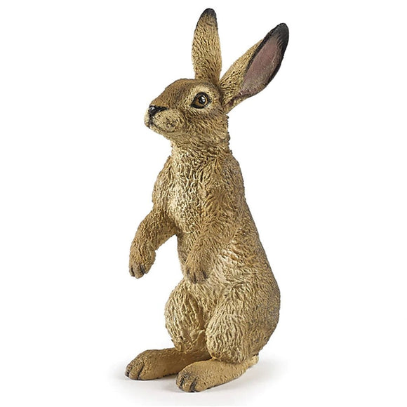 Papo Hare Standing-50202-Animal Kingdoms Toy Store