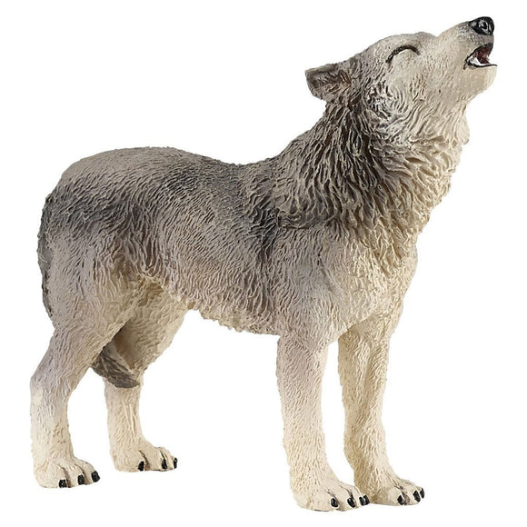 Papo Howling Wolf - AnimalKingdoms.co.nz