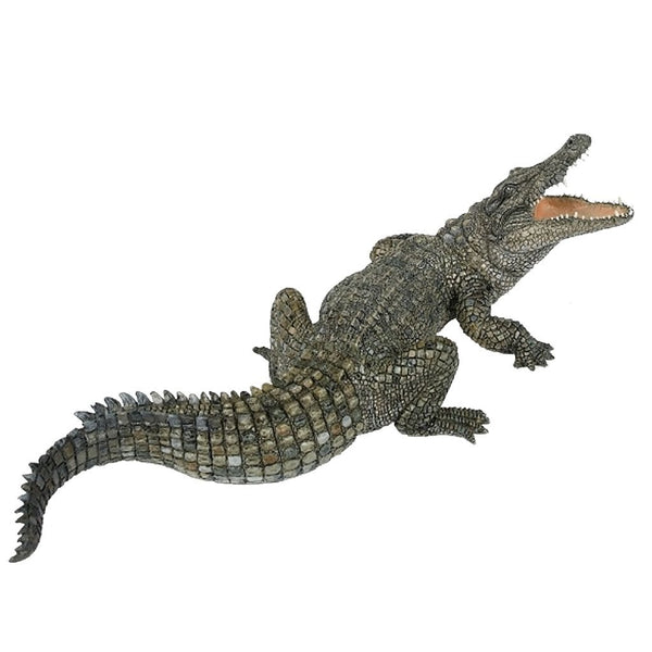 Papo Nile Crocodile-50055-Animal Kingdoms Toy Store