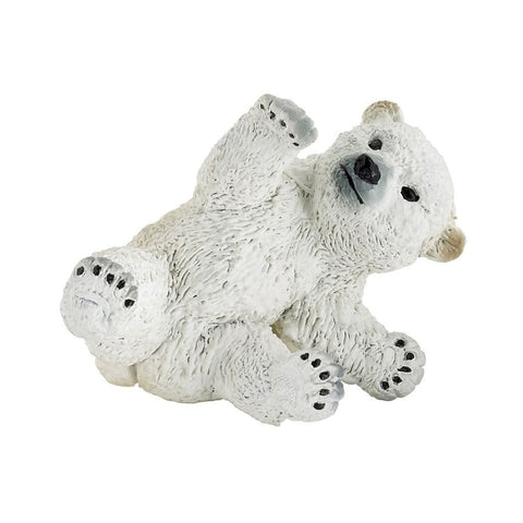 Papo Playing Polar Bear Cub - Wild Life - AnimalKingdoms.co.nz