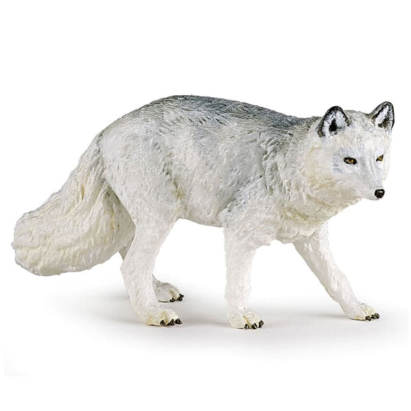 Papo Polar Fox-50200-Animal Kingdoms Toy Store