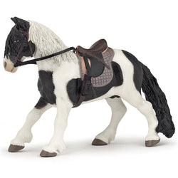Papo Pony with Saddle - Horses - AnimalKingdoms.co.nz