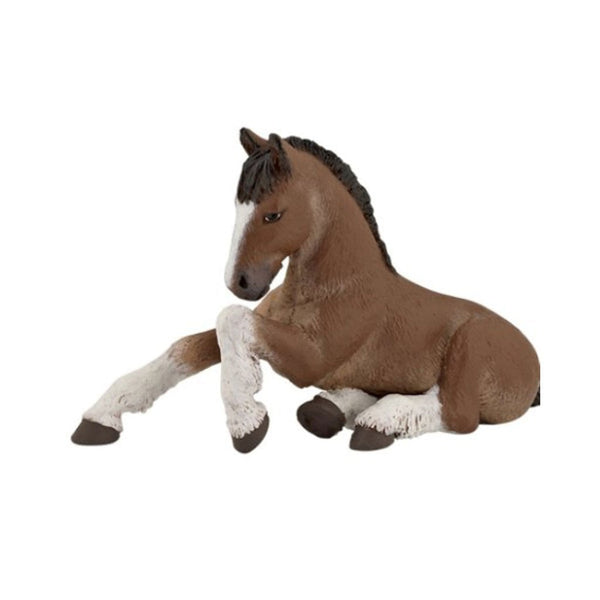 Papo Shire Foal-51110-Animal Kingdoms Toy Store