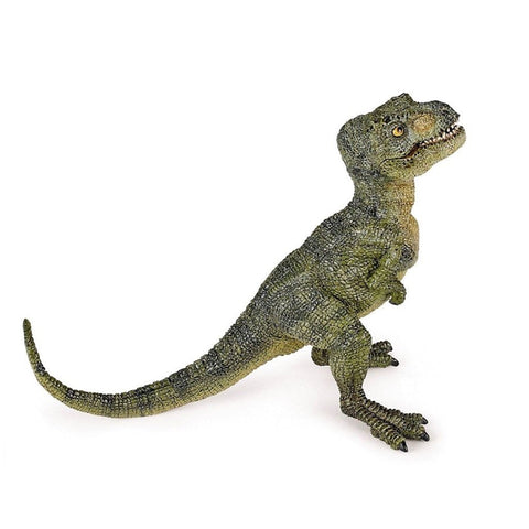 Papo T-Rex Baby Green - Prehistoric - AnimalKingdoms.co.nz