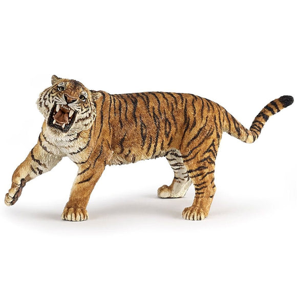 Papo Tiger Roaring-50182-Animal Kingdoms Toy Store