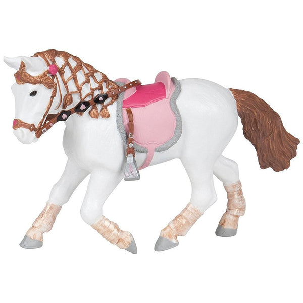 Papo Walking Pony-51526-Animal Kingdoms Toy Store