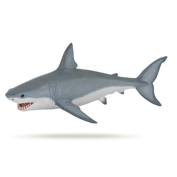 Papo White shark - Sealife - AnimalKingdoms.co.nz