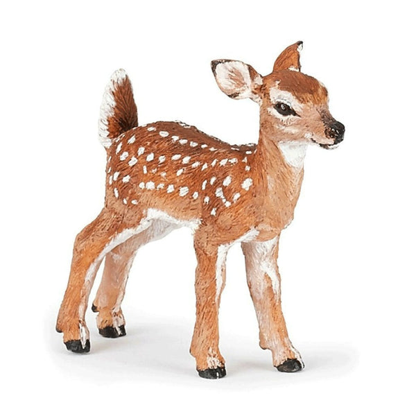 Papo White Tailed Fawn - AnimalKingdoms.co.nz